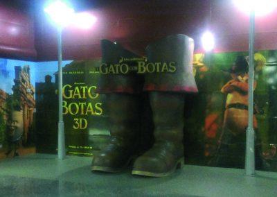 El Gato con Botas stand
