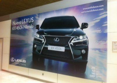 Lexus RX 450 Híbrido